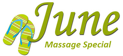 June Massage Special