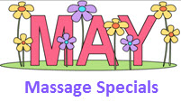 May Massage Specials