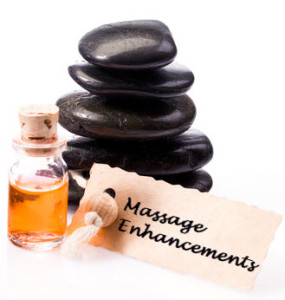 Massage Therapy Add-On Enhancements