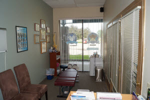 Burnsville Chiropractic Treatment Room