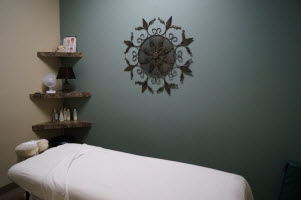 Burnsville Treatment Room Blue